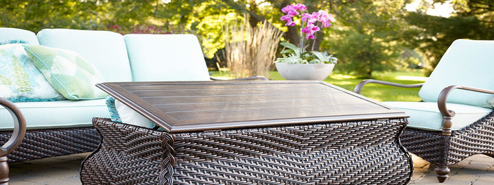 Outdoor patio furniture from Plank and Hide is available at Vantage Pools and Spas serving the Langley, Surrey and Maple Ridge areas