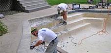 Pool renovations and major repair - Langley, Surrey, Maple Ridge BC