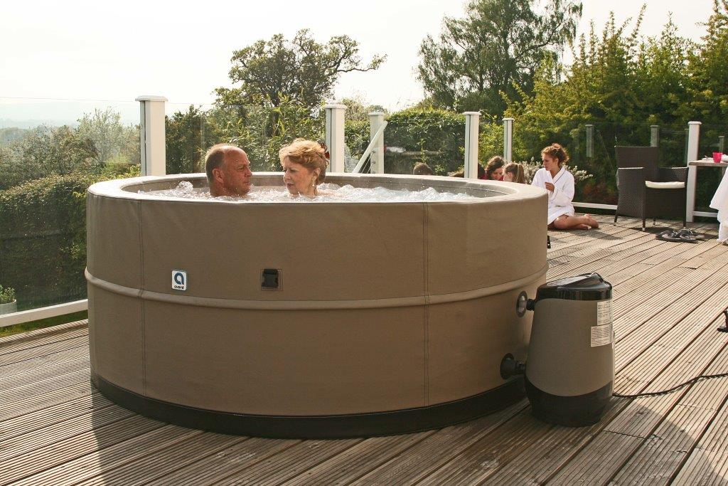 Swift Current Portable Spa hot tub